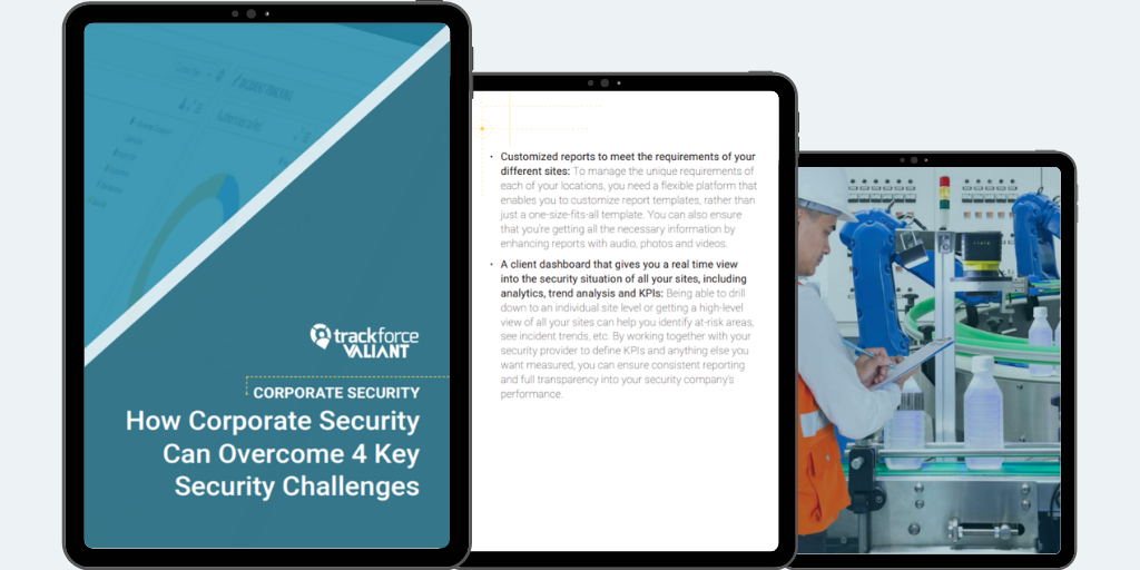 corporate security 4 security challenges - cover