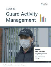 The Trackforce Valiant Guide to Guard Activity Management ebook cover